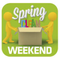 Spring Clean Weekend